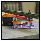 Испытания кабеля на сейсмостойкость