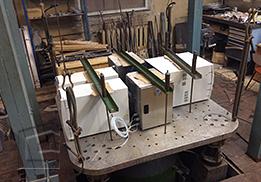 Испытания сейсмостойкости холодильного оборудования