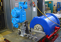 Испытания на сейсмостойкость арматуры трубопроводной