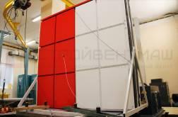 Испытания на сейсмостойкость Фасадных систем