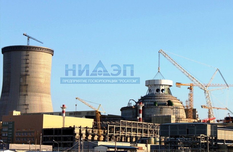 Аттестация оборудования Нижегородской АЭС-2