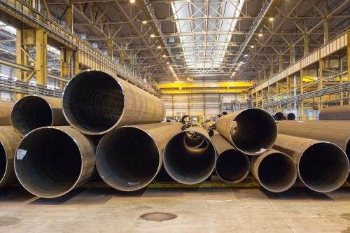 Декларирование стальных труб