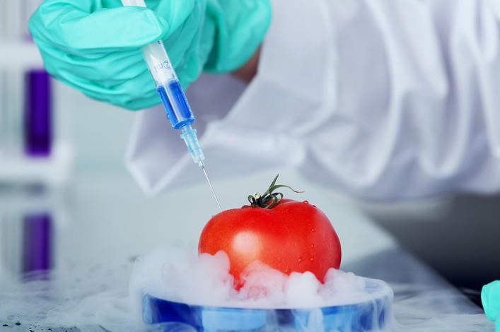 ГМО товары станут отмечать специальной маркировкой