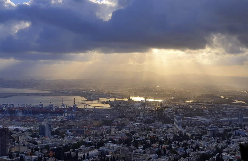Испытания на сейсмостойкость в Израиле