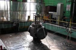 Сертификационные испытания на вибрации и сейсмостойкость - Клапан запорный перед БРУ-А.