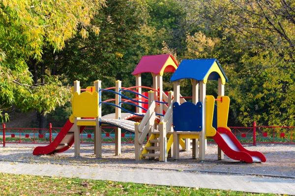Новый регламент на детские игровые площадки