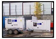 Испытания на сейсмоустойчивость дизельной электростанции